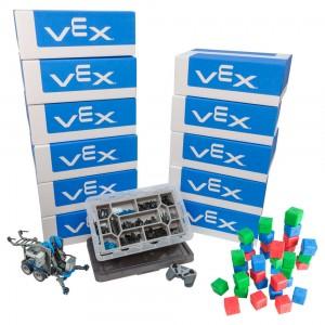 Paquete de clases de VEX IQ