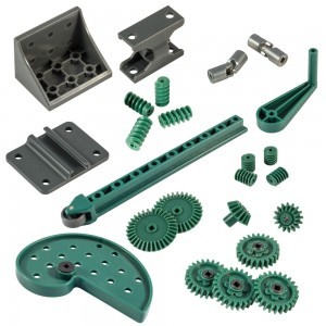 Kit Avanzado de Mecánica y Movimiento