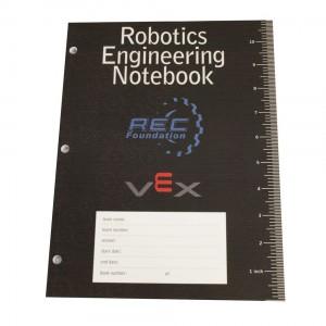 Cuaderno de Ingeniería de Robótica