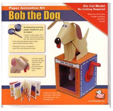 Cartilla Bob el Perro