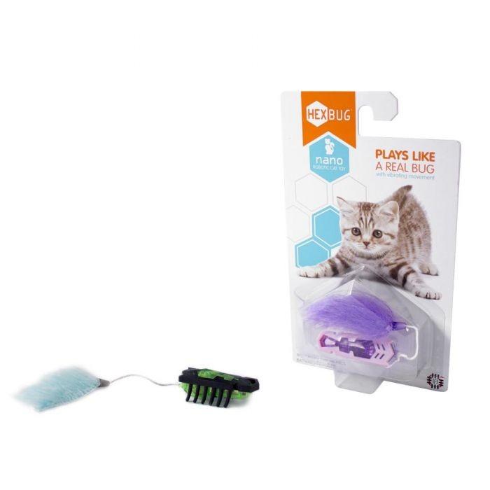 HEXBUG Nano Juguete Robotico para Gatos